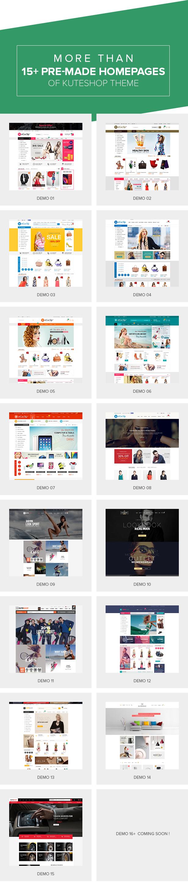 KuteShop - Fashion, Electronics & Marketplace WooCommerce Theme (RTL Supported) - 10