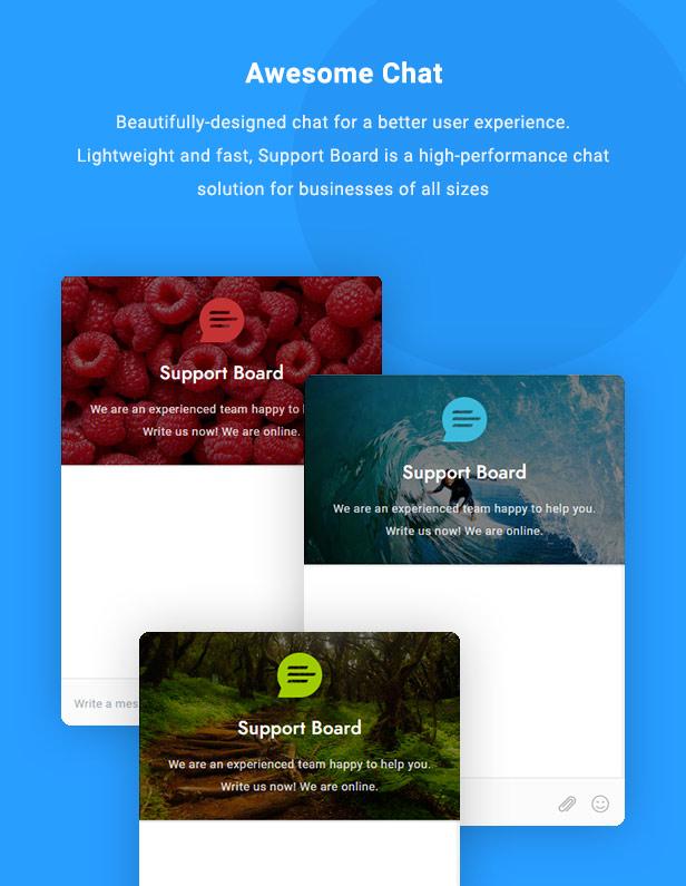 Support Board - WordPress Chat Plugin - 2