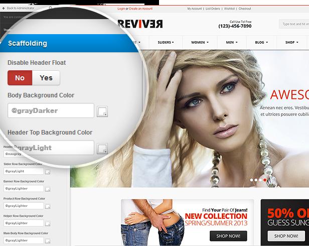 Reviver - Responsive Multipurpose VirtueMart Theme - 22