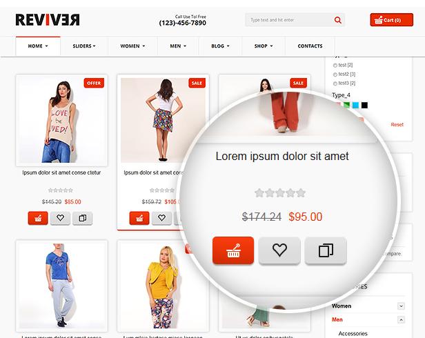 Reviver - Responsive Multipurpose VirtueMart Theme - 21