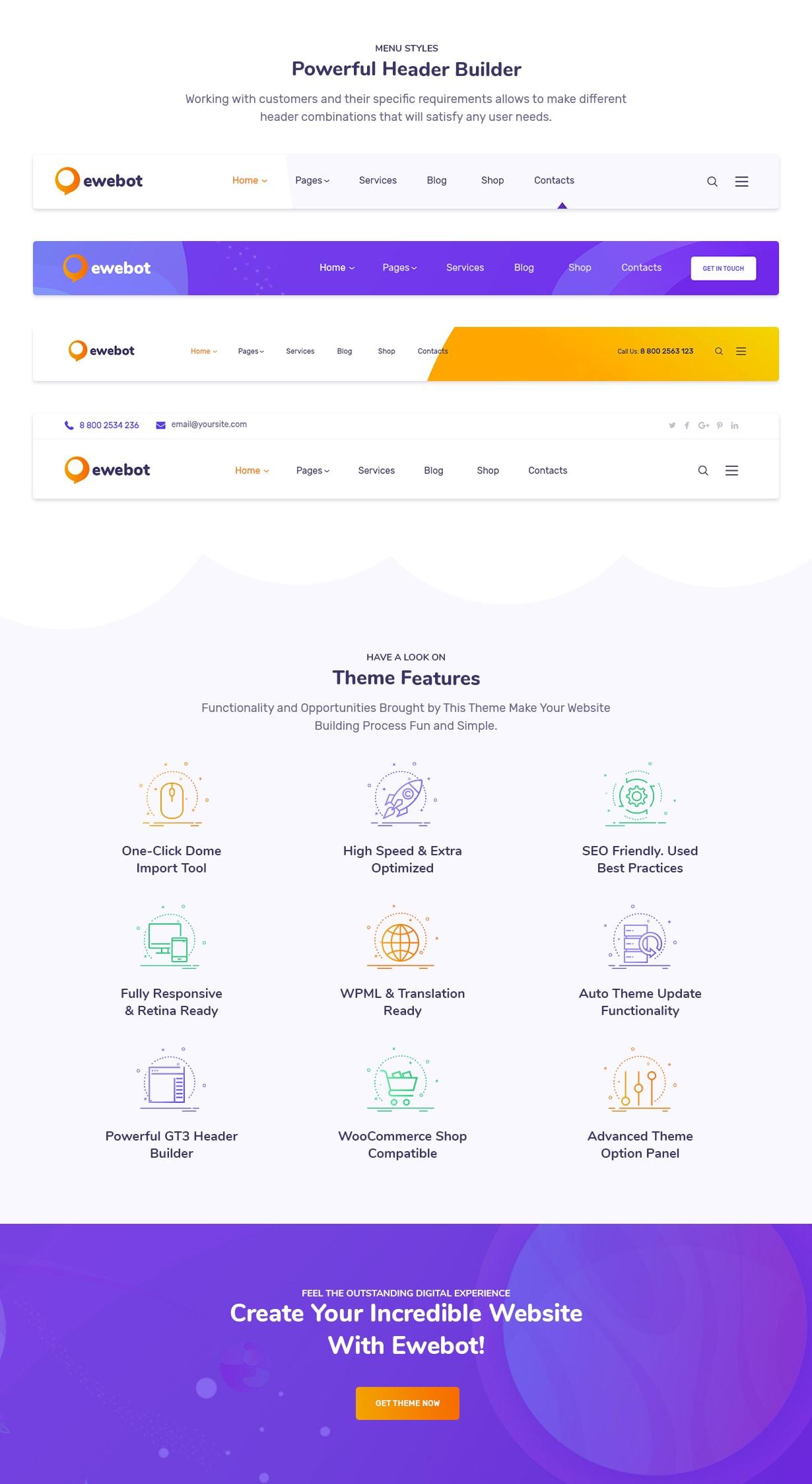 Ewebot - SEO Marketing & Digital Agency - 8