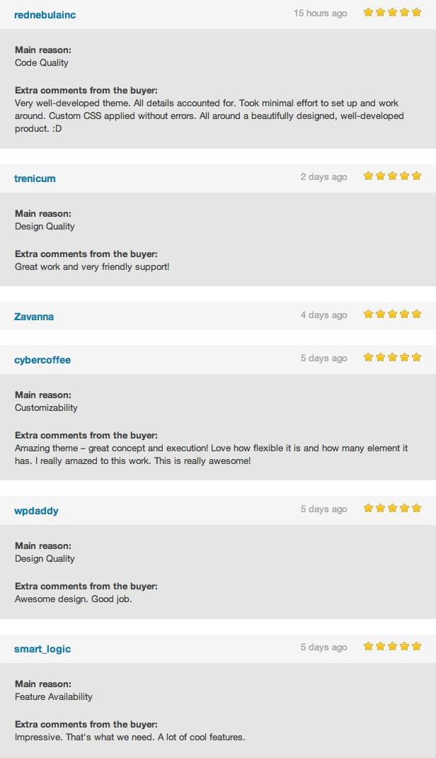 eClipse Photo Portfolio WordPress Theme - 1