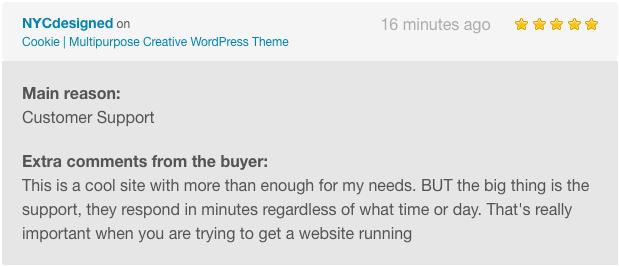 Cookie   Multipurpose Creative WordPress Theme - 3