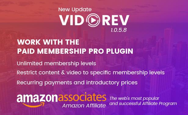 VidoRev - Video WordPress Theme - 13