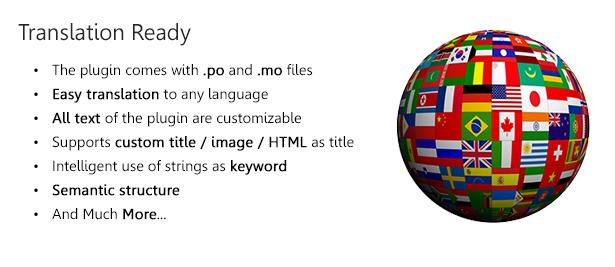WordPress Hover Image & Content Tooltip Plugin - 3
