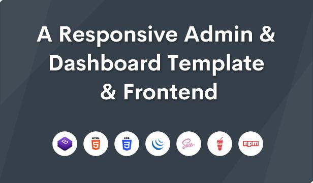 Adminto - Admin Dashboard Template - 1