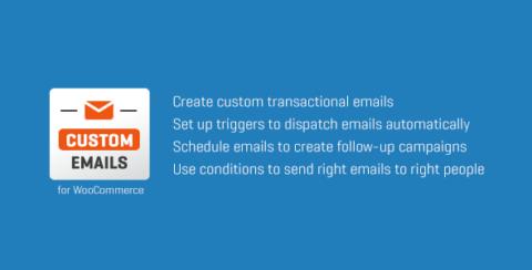 WooCommerce Custom Emails