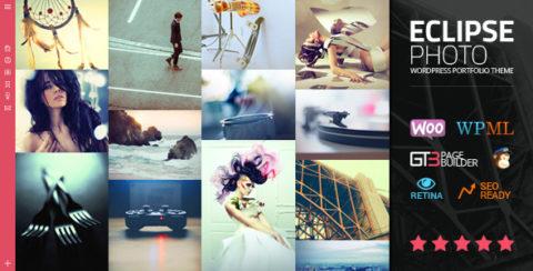 eClipse - Photography Portfolio