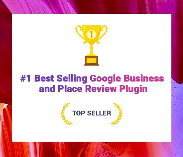 Everest Google Places Reviews - Best WordPress Plugin To Showcase Google Places / Business Reviews - 1