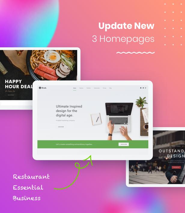 Brook - Agency Business Creative WordPress Theme - 17