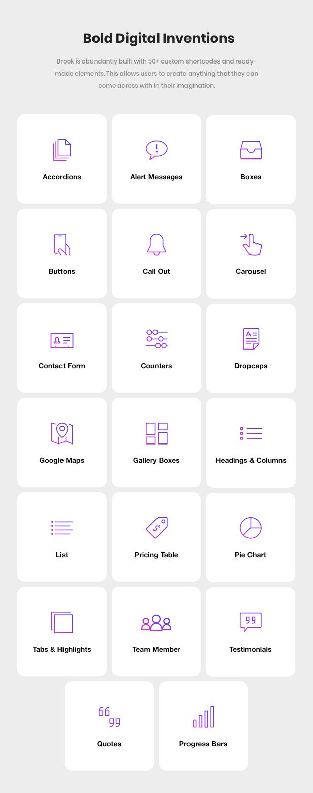 Business Agency WordPress Theme - Bold Digital Inventions