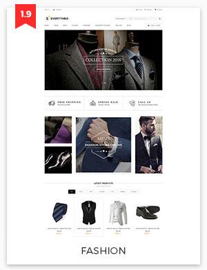 gentleman magento theme 1.9