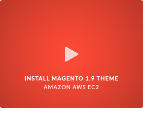 Video install Magento 1.9 Theme EM Everything