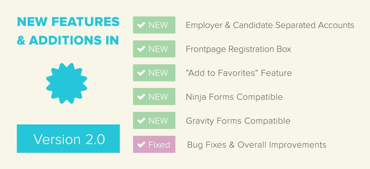 WPJobus - Job Board and Resumes WordPress Theme - 2