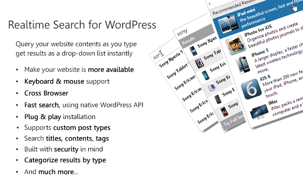 wordpress search autocomplete jquery autocomplete