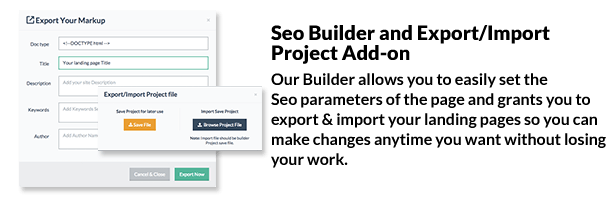 Getleads - Landing Pages Pack with Page Builder - 5