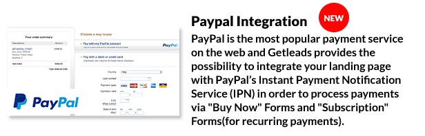 Getleads - Landing Pages Pack with Page Builder - 6