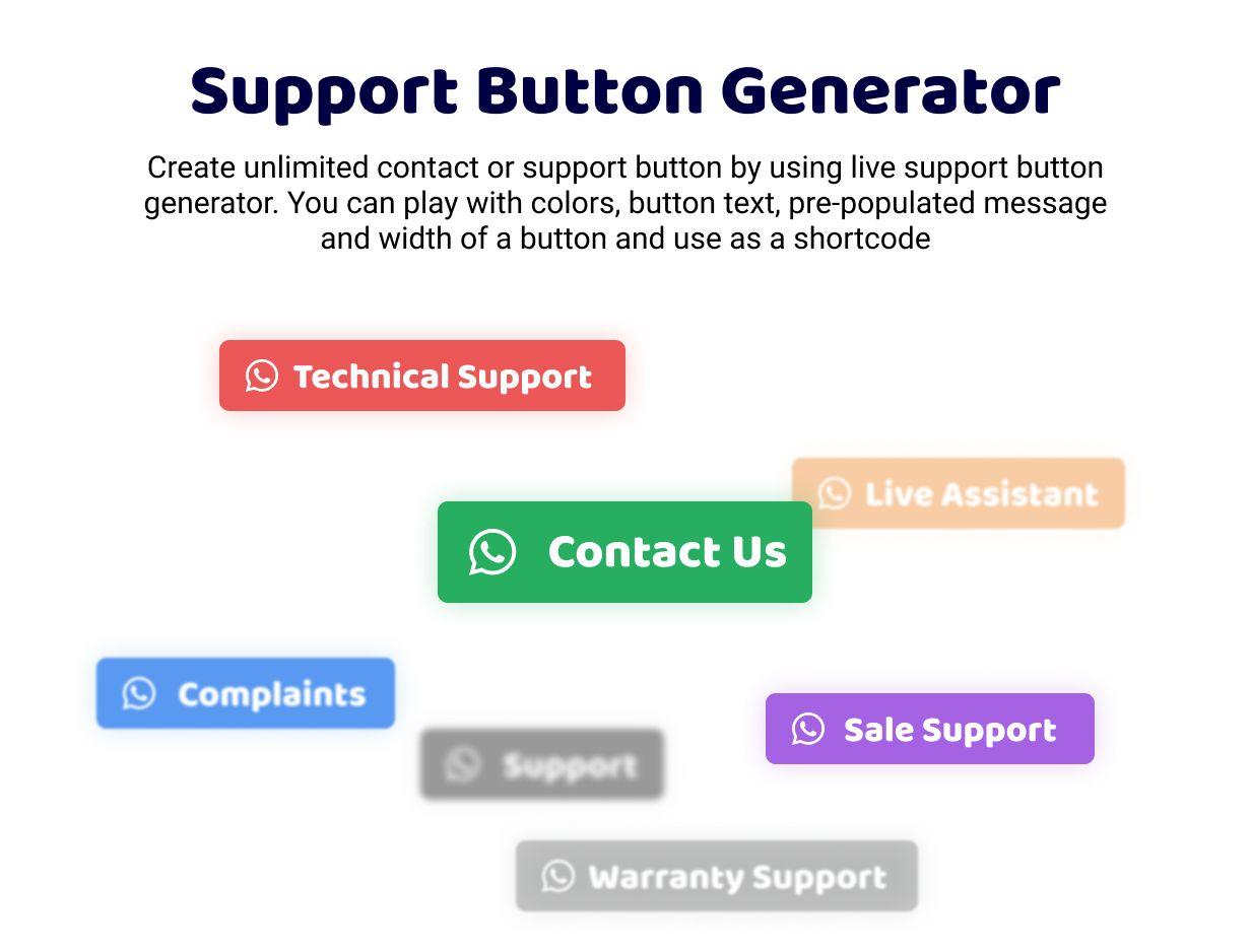 WordPress WhatsApp Support - 5