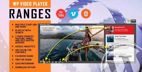 Video Player & FullScreen Video Background - WP Plugin - 2