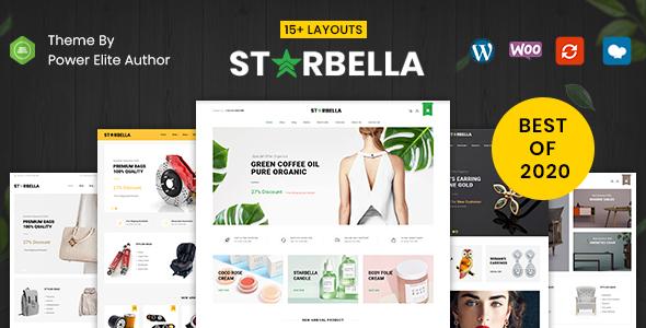 StarBella - Multipurpose WooCommerce Theme - 5