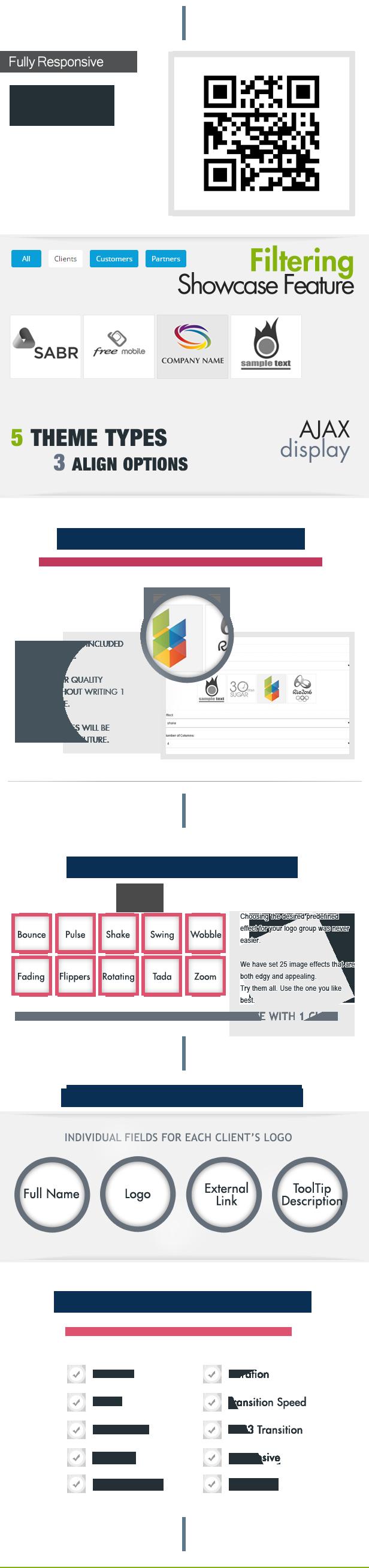 Logos Showcase for Visual Composer WordPress - 4