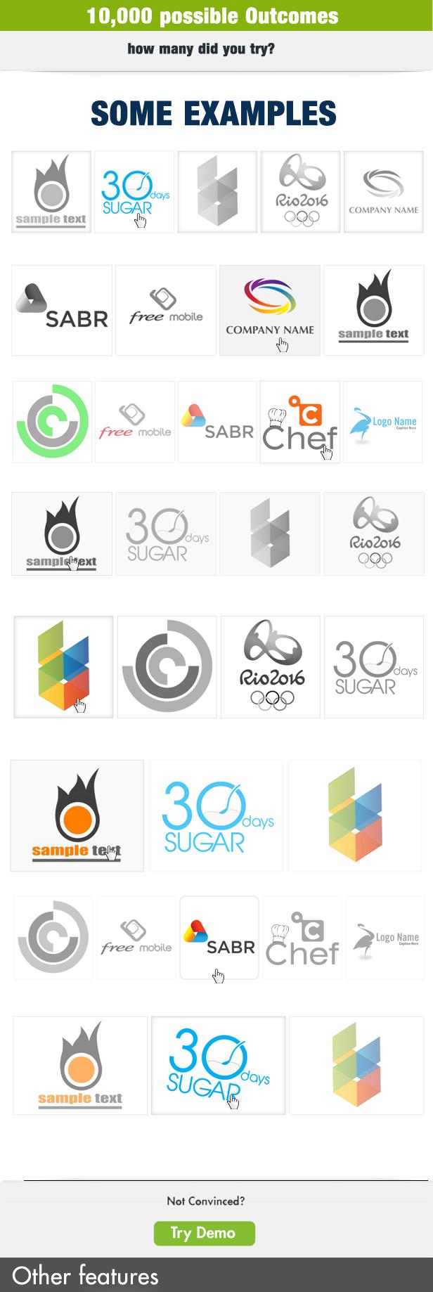 Logos Showcase for Visual Composer WordPress - 6