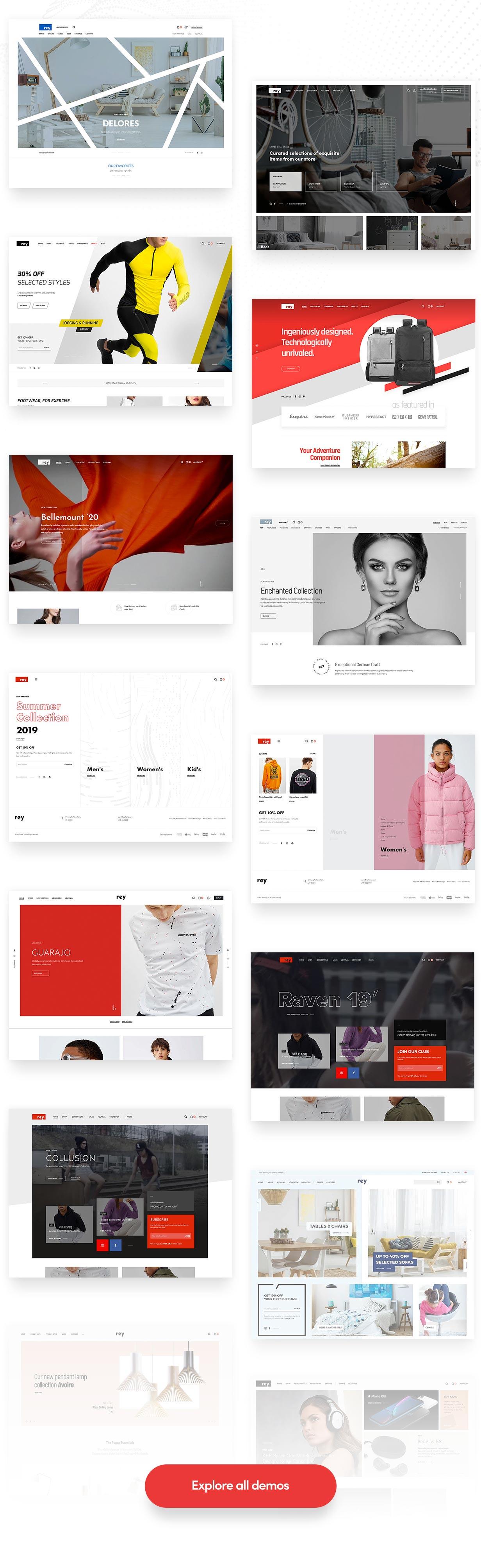 Rey - Fashion & Clothing, Furniture - 7