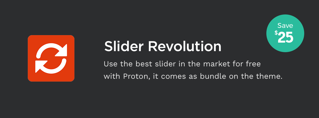 Proton - Minimal Portfolio Theme - 3