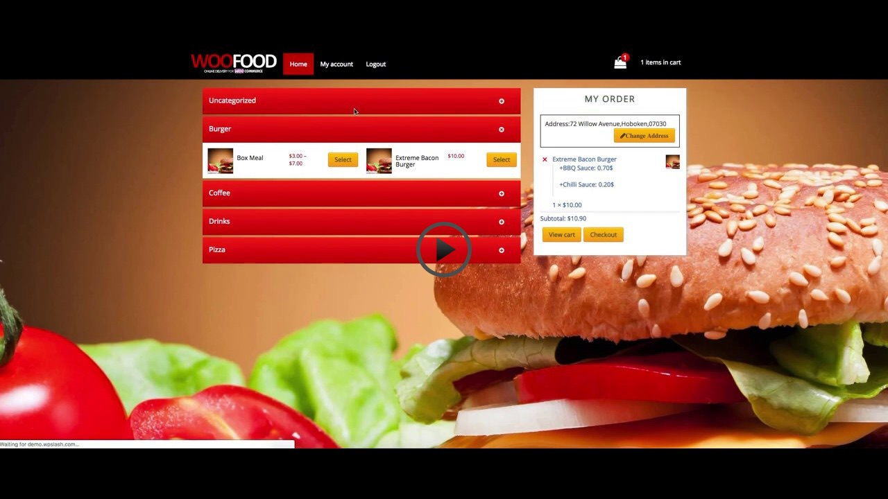 WooFood - Food Delivery Plugin for WooCommerce & Automatic Order Printing - 5