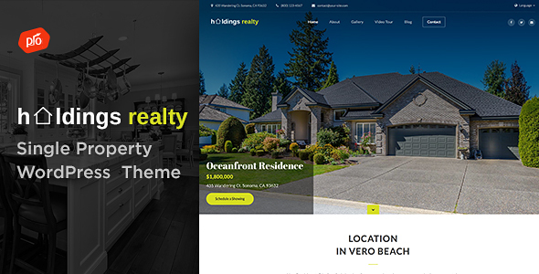 Holdings Realty