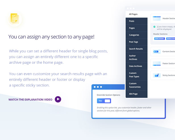 Smart Sections Theme Builder - WPBakery Page Builder Addon - 5