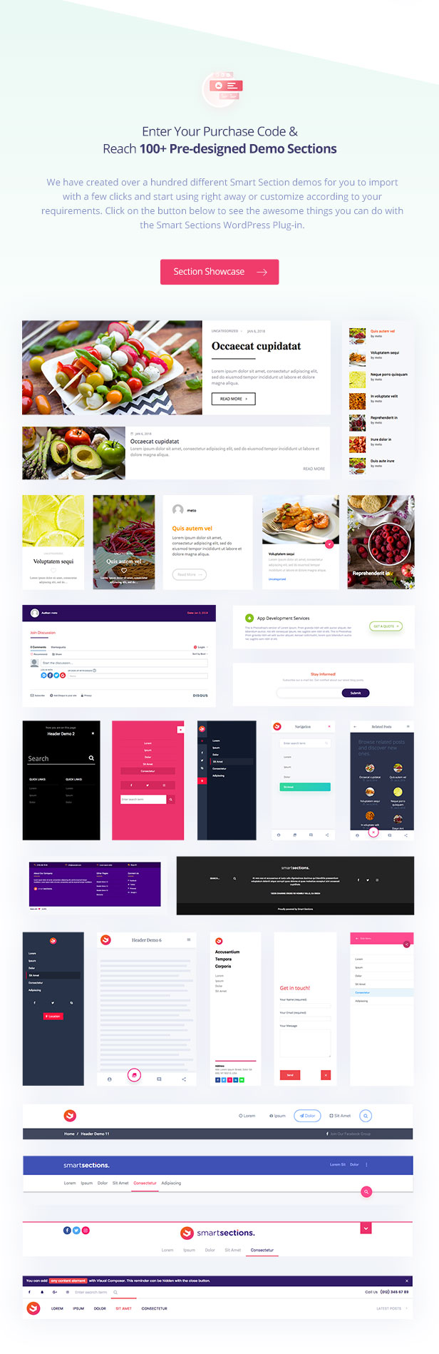 Smart Sections Theme Builder - WPBakery Page Builder Addon - 10