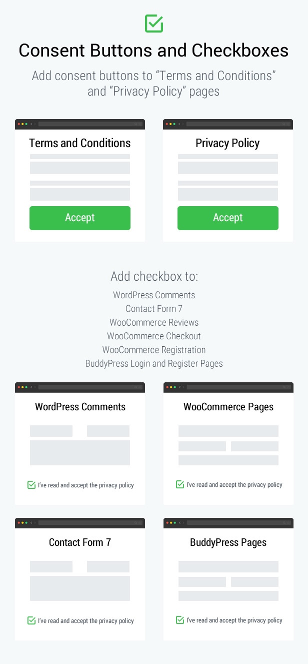 Cookie Plus GDPR - Cookies Consent Solution for WordPress. Master Popups Addon - 9