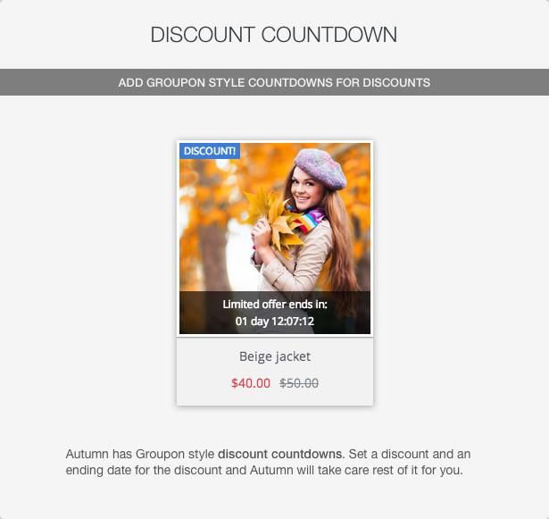 Autumn - Responsive Prestashop 1.6 Theme with Blog - 8