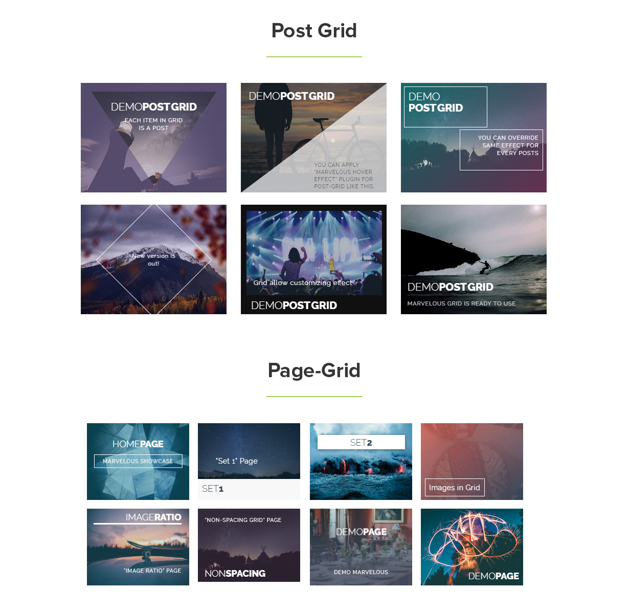 Marvelous Hover Effects | WPBakery Page Builder Add-ons - 13