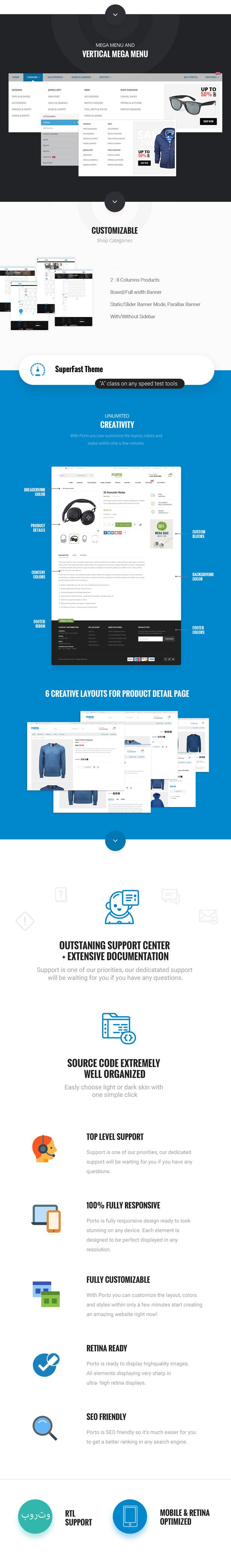 Porto - eCommerce HTML Template - 2