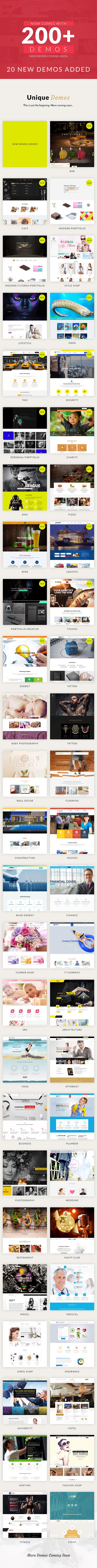 VEDA MultiPurpose WordPress - 1