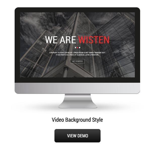 Wisten - One Page Parallax Theme - 7