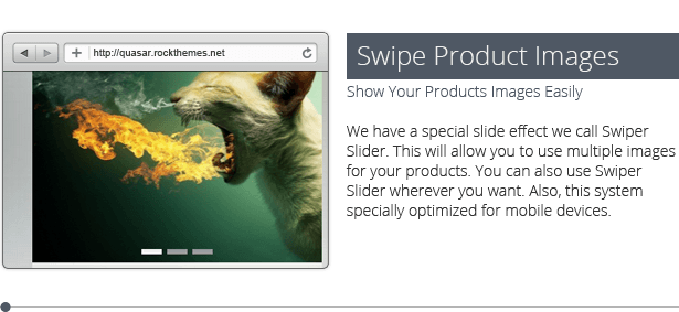 Quasar - WordPress Theme with Animation Builder - 30