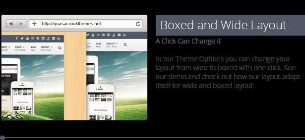 Quasar - WordPress Theme with Animation Builder - 34