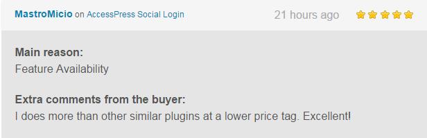 Social Login WordPress Plugin - AccessPress Social Login - 3
