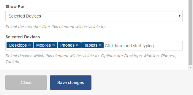 Elements for Users - Addon for WPBakery Page Builder (formerly Visual Composer) - 6