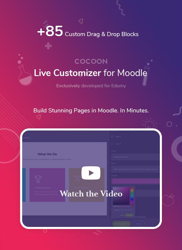 Edumy - Premium Moodle LMS Theme - 2