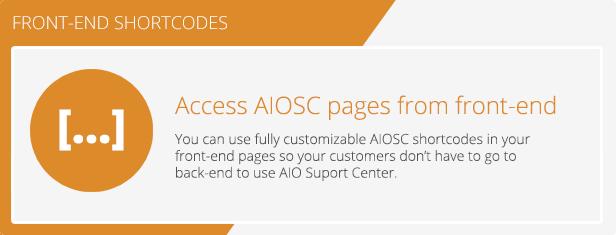 AIO Support Center - WordPress Ticketing System - 2
