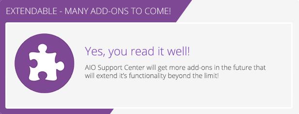 AIO Support Center - WordPress Ticketing System - 4
