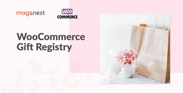 Woocommerce Gift Registry