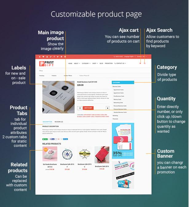 Printshop - WordPress Responsive Printing Theme - 45