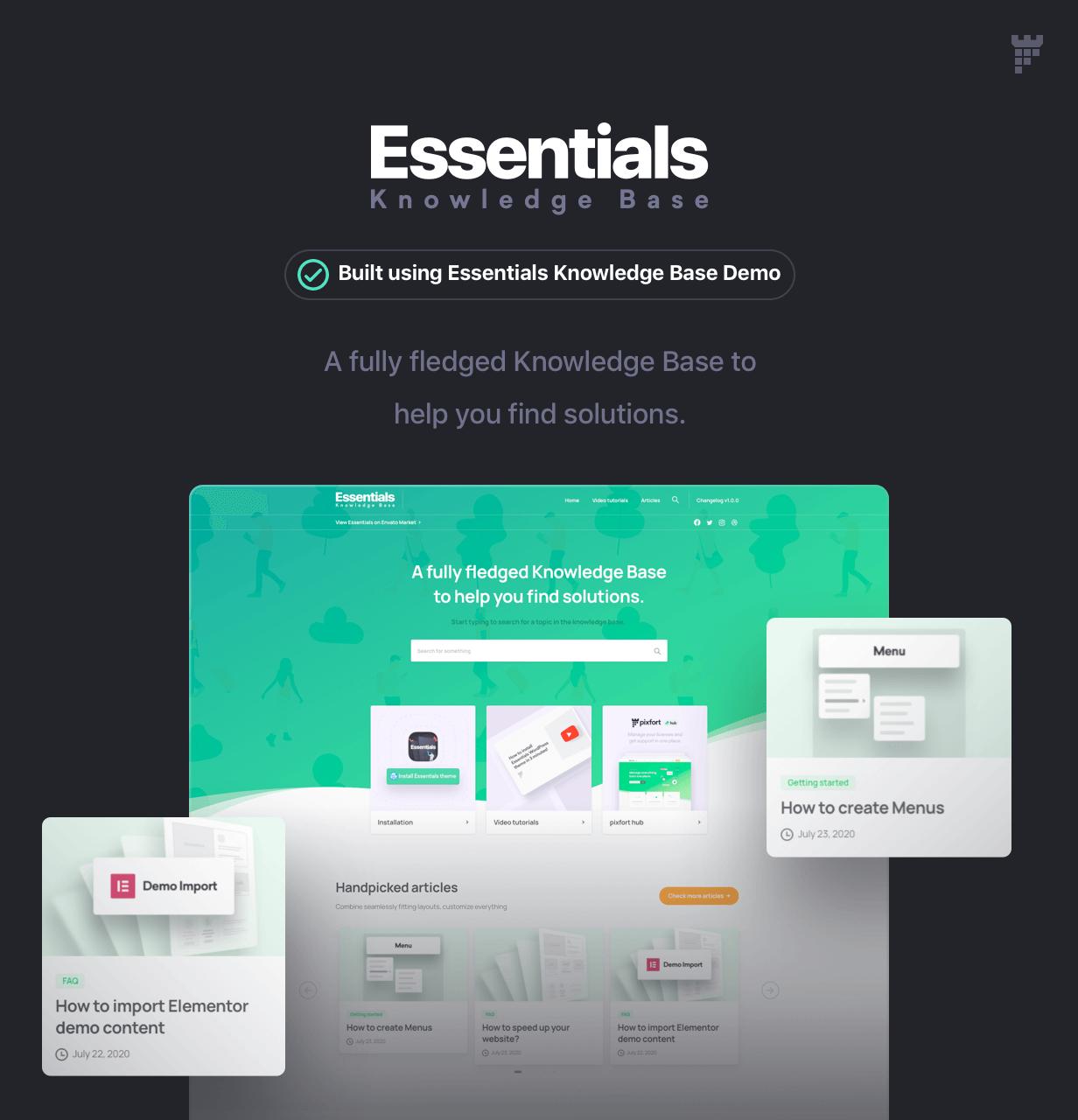 Essentials | Multipurpose WordPress Theme - 93