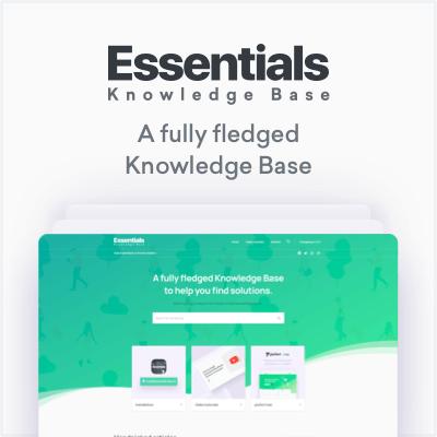 Essentials | Multipurpose WordPress Theme - 99