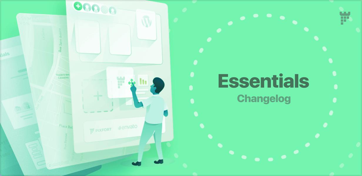 Essentials | Multipurpose WordPress Theme - 101